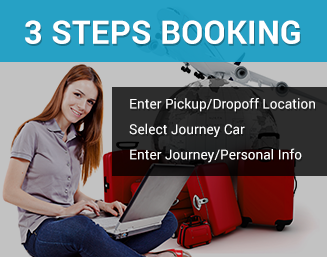 3 Step Bookings